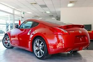 2016 Nissan 370Z Z34 MY15 Red 6 Speed Manual Coupe Victoria Park Victoria Park Area Preview