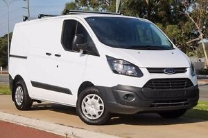 2017 Ford Transit Custom VN 290S (SWB) Frozen White 6 Speed Manual Van Wangara Wanneroo Area Preview