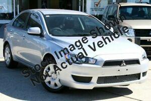 2011 Mitsubishi Lancer CJ MY11 ES Sportback Silver 5 Speed Manual Hatchback Moorooka Brisbane South West Preview