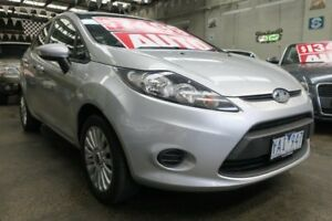 2010 Ford Fiesta WT LX 6 Speed Automatic Hatchback Mordialloc Kingston Area Preview