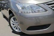 2015 Nissan Pulsar B17 Series 2 ST Grey 1 Speed Constant Variable Sedan Broadmeadow Newcastle Area Preview