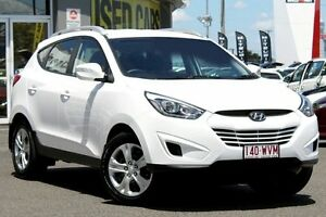 2015 Hyundai ix35 LM3 MY15 Active White 6 Speed Sports Automatic Wagon Moorooka Brisbane South West Preview