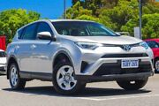 2016 Toyota RAV4 Silver Constant Variable Wagon St James Victoria Park Area Preview