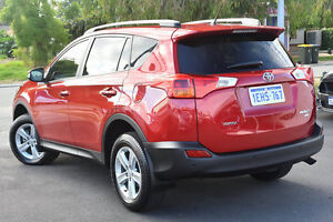 2013 Toyota RAV4 ASA44R GXL AWD Wildfire 6 Speed Sports Automatic Wagon Glendalough Stirling Area Preview