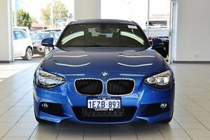 2015 BMW 118d F20 LCI Sportline Blue 8 Speed Automatic Hatchback Morley Bayswater Area Preview
