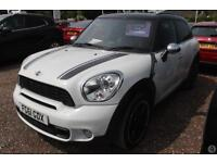 Mini Countryman Cooper S 1.6 5dr Chili Pack Panroo