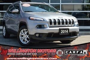 2014 Jeep Cherokee North / Extended Warranty / No Accidents ....