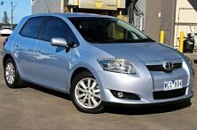 2007 Toyota Corolla ZZE122R 5Y Conquest Shimmer 4 Speed Automatic Hatchback Mill Park Whittlesea Area Preview