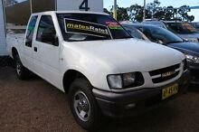 2001 Holden Rodeo TF MY02 LX Space Cab White 4 Speed Automatic Utility Colyton Penrith Area Preview