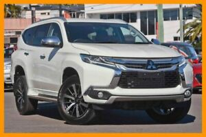 2018 Mitsubishi Pajero Sport QE MY18 GLS White 8 Speed Sports Automatic Wagon Mount Gravatt Brisbane South East Preview