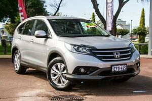 2013 Honda CR-V RM VTi-S 4WD Silver 5 Speed Automatic Wagon Wilson Canning Area Preview