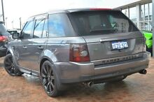 2008 Land Rover Range Rover Sport L320 08MY TDV8 Stornoway Grey 6 Speed Sports Automatic Wagon Osborne Park Stirling Area Preview