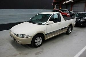 2003 Proton Jumbuck GLSi White 5 Speed Manual Utility Maryville Newcastle Area Preview