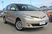 2012 Toyota Tarago ACR50R MY13 GLi Indian Summer 7 Speed Constant Variable Wagon Victoria Park Victoria Park Area Preview
