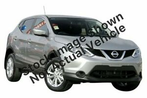 2014 Nissan Qashqai J11 TS Silver 1 Speed Constant Variable Wagon Old Reynella Morphett Vale Area Preview