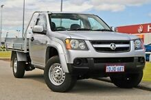 2010 Holden Colorado  Silver Manual Cab Chassis East Rockingham Rockingham Area Preview