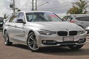 2012 BMW 320d F30 Silver 8 Speed Sports Automatic Sedan Gympie Gympie Area Preview