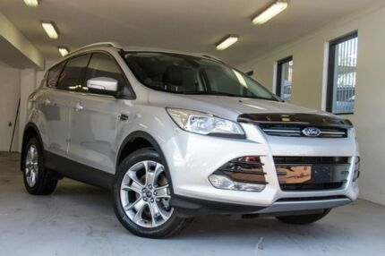 2013 Ford Kuga TF Trend AWD Silver 6 Speed Sports Automatic Wagon Melville Melville Area Preview
