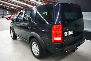 2007 Land Rover Discovery 3 SE Blue 6 Speed Sports Automatic Wagon Maryville Newcastle Area Preview