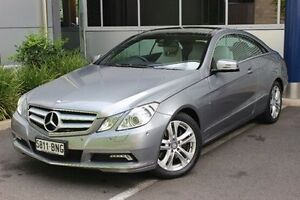 2010 Mercedes-Benz E250 CDI W212 BlueEFFICIENCY Avantgarde Silver 5 Speed Sports Automatic Sedan Hilton West Torrens Area Preview