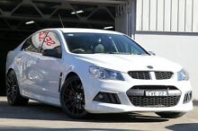 2013 Holden Special Vehicles Clubsport GEN F R8 White 6 Speed Auto Active Sequential Sedan Mosman Mosman Area Preview