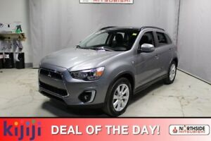 2015 Mitsubishi RVR AWC GT PREMIUM Heated Seats,  Sunroof,  Back