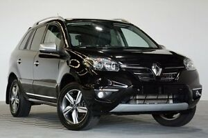 2014 Renault Koleos H45 Phase III Bose SE (4x2) Black Continuous Variable Wagon Coopers Plains Brisbane South West Preview