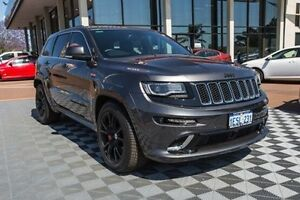 2014 Jeep Grand Cherokee WK MY15 SRT Grey 8 Speed Sports Automatic Wagon Alfred Cove Melville Area Preview