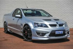 2011 Holden Special Vehicles Maloo E Series 3 R8 Silver 6 Speed Sports Automatic Utility