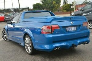 2013 Holden Special Vehicles Maloo E Series 3 MY12.5 R8 Blue 6 Speed Sports Automatic Utility Bayswater Bayswater Area Preview