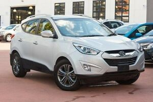 2015 Hyundai ix35 LM3 MY15 Elite AWD Silver 6 Speed Sports Automatic Wagon Rockdale Rockdale Area Preview