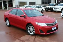 2014 Toyota Camry ASV50R Altise Red 6 Speed Sports Automatic Sedan Balcatta Stirling Area Preview