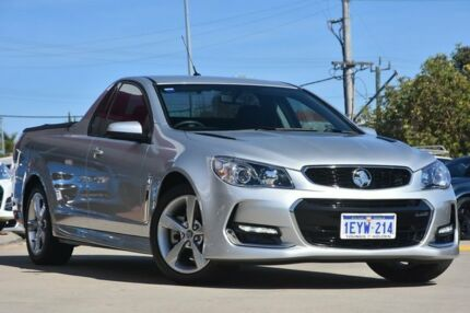 2015 Holden Ute VF II SS Nitrate 6 Speed Automatic Utility