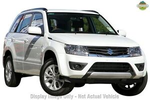 2014 Suzuki Grand Vitara JT MY13 Sports (4x4) 4 Speed Automatic Wagon Australia Australia Preview