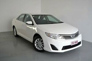 2015 Toyota Camry ASV50R Altise White 6 Speed Sports Automatic Sedan Kedron Brisbane North East Preview
