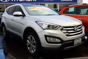 2014 Hyundai Santa Fe Silver Sports Automatic Wagon Cranbourne Casey Area Preview