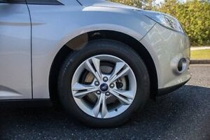 2013 Ford Focus LW MKII TREND HATCHBACK 5DR PW Silver Port Macquarie Port Macquarie City Preview