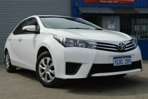 Toyota Corolla 2014 Low KM Kenwick Gosnells Area Preview