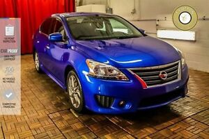 2013 Nissan Sentra SR PKG! CVT! GREAT ON FUEL!