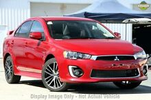 2015 Mitsubishi Lancer CF GSR Red 6 Speed CVT Auto Sequential Sedan Yeerongpilly Brisbane South West Preview