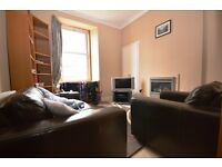 Stylish 1 bedroom 1st floor property in the heart of New Town available June – NO FEES
