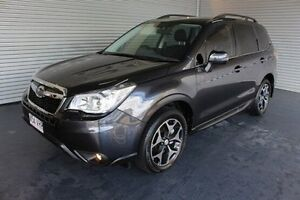 2015 Subaru Forester S4 MY15 2.0D-S CVT AWD Black 7 Speed Constant Variable Wagon Parramatta Park Cairns City Preview