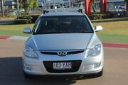 2009 Hyundai i30 FD MY09 SLX Silver 5 Speed Manual Hatchback Townsville Townsville City Preview