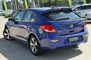 2016 Holden Cruze JH Series II MY16 Z-Series Blue 6 Speed Sports Automatic Hatchback Castle Hill The Hills District Preview