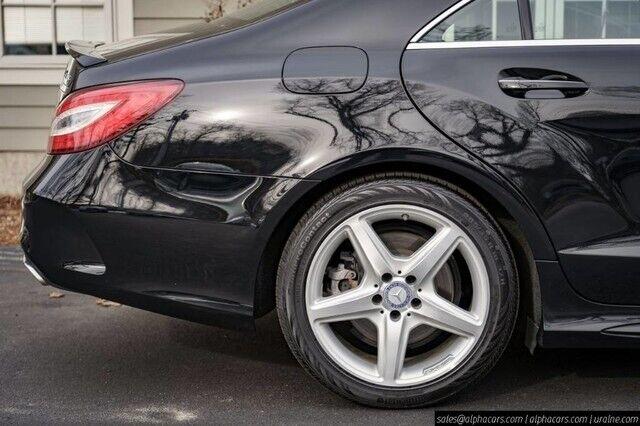 Image 13 Voiture Européenne d'occasion Mercedes-Benz CLS-Class 2016