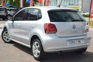 2012 Volkswagen Polo 6R MY13 66 TDI Comfortline Silver 7 Speed Automatic Hatchback Waitara Hornsby Area Preview