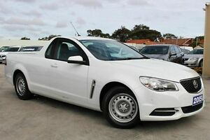 2015 Holden Ute VF MY15 Ute White 6 Speed Sports Automatic Utility Craigieburn Hume Area Preview