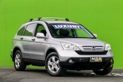 2008 Honda CR-V RE MY2007 Special Edition 4WD Alabaster Silver 6 Speed Manual Wagon Ringwood East Maroondah Area Preview
