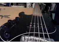 Musicman Stingray 5 Left Handed Bass Guitar