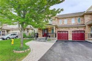 Highly Desirable Location , semi detached in Vaughan